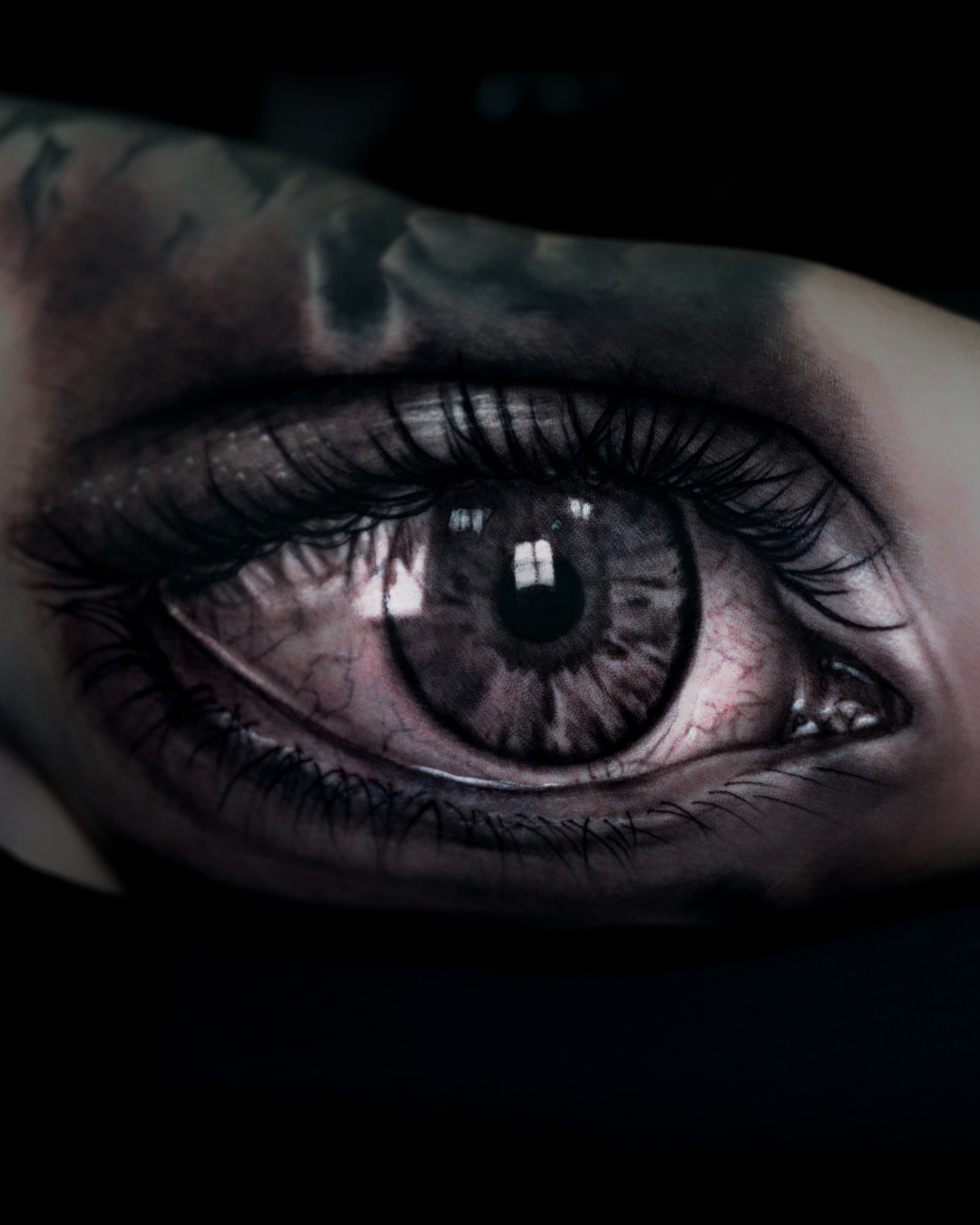 Tattoo tatuaje Alexis Epalza Ojo Ojos Eye eyes
